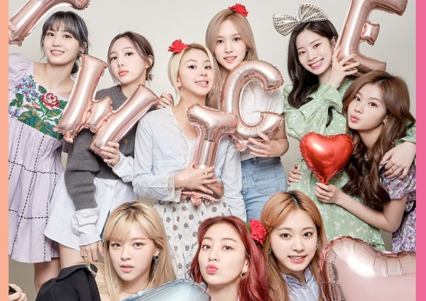 "TWICE Celebrates Fifth Debut Anniversary With ONCE Through Special Live ""WITH"""