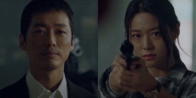 "Nam Goong Min and Seolhyun Come Face to Face in New Trailers for ""Awaken"""