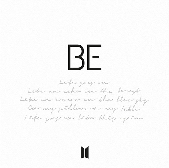 BTS – BE (2020.11.20)