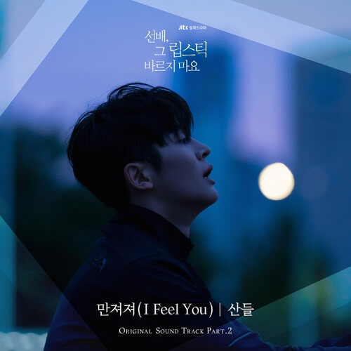 Sandeul – I Feel You Lyrics (She Would Never Know OST)