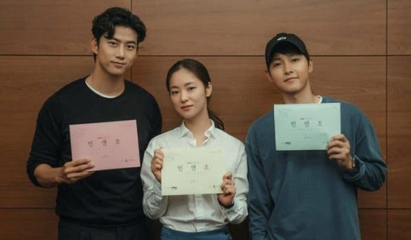 Song Joong Ki, Jeon Yeo Bin, 2PM's Taecyeon Upcoming Drama To Air In February + Drops First Script Reading Photos