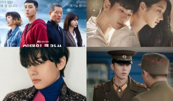 The 2020 APAN Star Awards Winners Full List