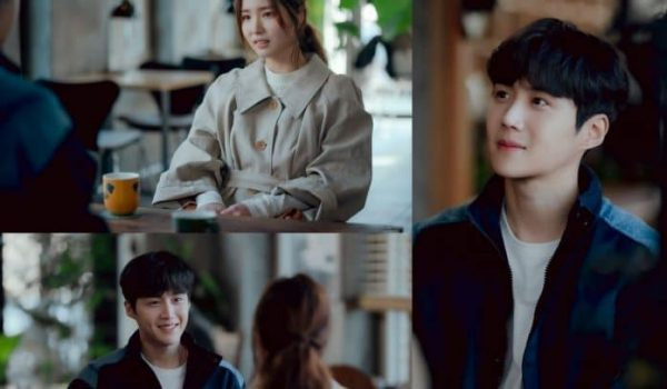 """Kim Seon Ho Looks Dashing In Stills Of Upcoming Cameo Appearance On """"Run On"""""""