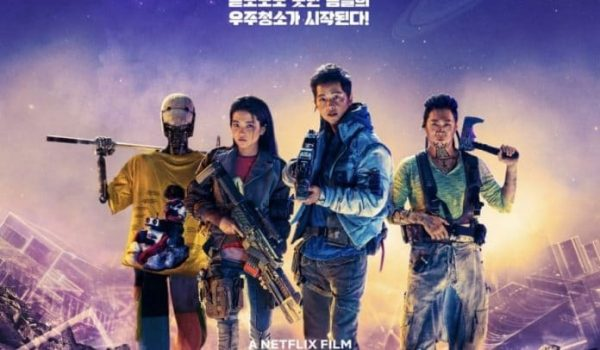 "Song Joong Ki And Kim Tae Ri's ""Space Sweeper"" Ranks First In The Top 10 On Netflix In The World"