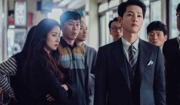 "Song Joong Ki's New Drama ""Vincenzo"" Achieves The Third Highest Premiere Rating Of Any Weekend Drama In tvN's History"