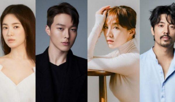 Jang Ki Yong, Choi Hee Seo, And Kim Joo Hun Join Song Hye Kyo In Upcoming Romance Drama