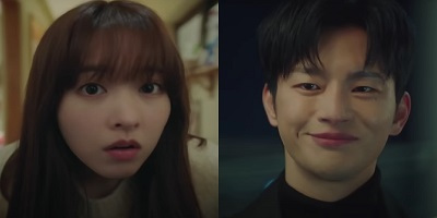 "Cute Interaction Between Seo In Guk and Park Bo Young in First Trailer for ""Doom at Your Service"""