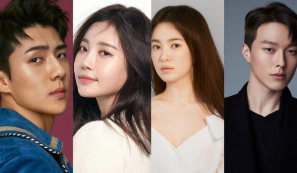 EXO's Sehun And Girl's Day's Yura Join Song Hye Kyo's Upcoming Drama