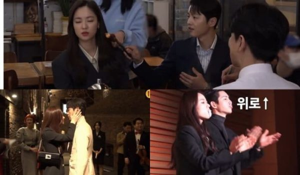 How Song Joong Ki And Jeon Yeo Bin Interact Off-Screen Gain Attention, Their Chemistry Is Off The Charts
