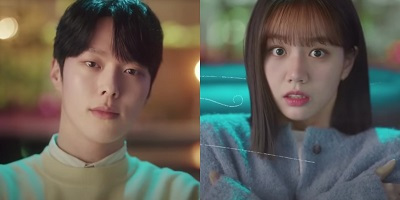 "Humorous Interaction Between Jang Ki Yong and Hyeri in First Trailer for ""My Roommate is a Gumiho"""
