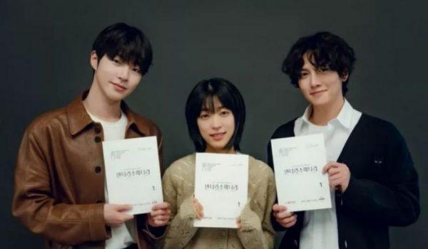"Ji Chang Wook, Hwang In Yeop And Choi Sung Eun Confirm For Upcoming Drama ""Annarasumanara"""