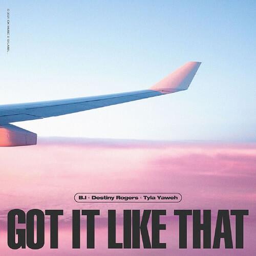B.I X Destiny Rogers X Tyla Yaweh – Got It Like That Lyrics