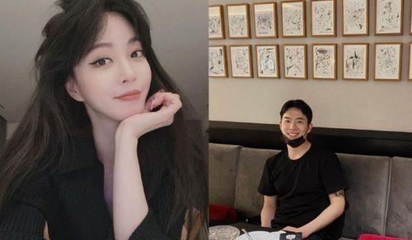 Han Ye Seul Shocks Fans By Personally Revealing A Photo Of Her Boyfriend