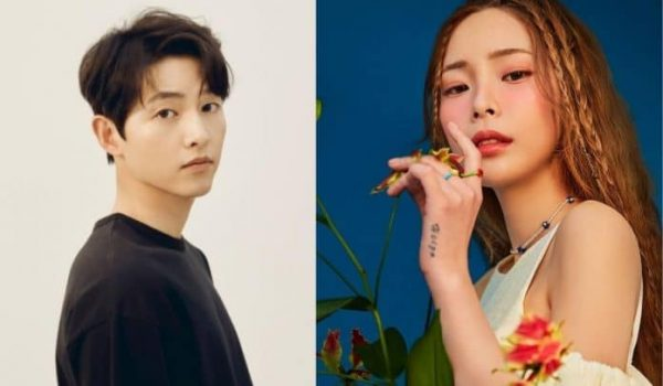 Song Joong Ki To Make An Appearance In Heize's Next Comeback MV