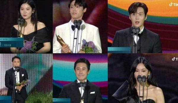 The 57th Baeksang Arts Awards Winners