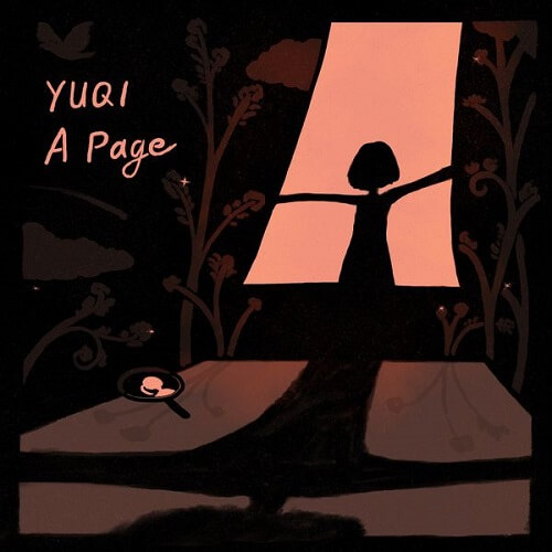 YUQI - A Page - Single