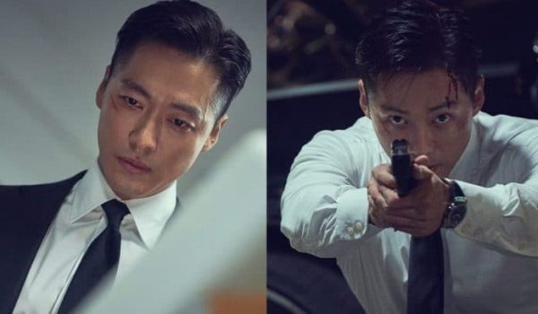 """First Stills Of Namgoong Min In Upcoming Blockbuster Drama """"Black Sun"""" Revealed"""