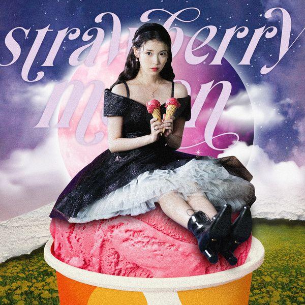 IU – Strawberry Moon